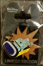 Disney Pin WDI haunted mansion Ghost on rides space mountain