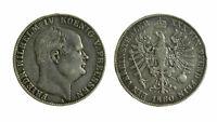 s395_2)  German States PRUSSIA Friedrich Wilhelm IV - Vereinsthaler 1860 A