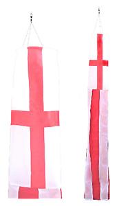 England Flag Nylon 5' Windsock