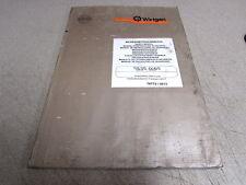 Wirtgen Safety Manual 76779 / 0013