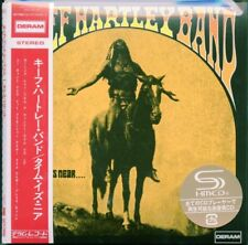 KEEF HARTLEY BAND-THE TIME IS NEAR-JAPAN MINI LP SHM-CD Ltd/Ed G00