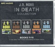 J D Robb In Death Series Books 11-15 Five Unabridged MP3 Audio Books