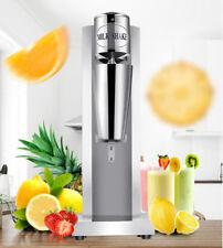 New Arrival 110V Stainless Steel Single Head Milk Shake Machine Milk Tea Mixer