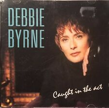 Debbie Byrne Caught In The Act Mushroom Label 1991 Good Condition