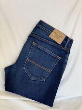 Abercrombie & Fitch  SUPER SKINNY  Distressed Denim Jeans  Mens W32 L34 (AC1401)