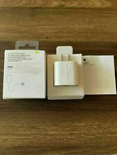 18W Charger USB-C Power Adapter OEM Fast for Apple iPhone 11 Pro Max Xs iPad LOT