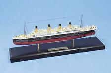 RMS Titanic Model Ship Ocean Liner Cruise Desk Top Display 1/1000 Scale MC Model