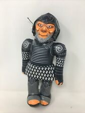 """Rare 2000 Good Stuff 13"""" Vinyl Plush Planet Of The Apes Hooded Figure Character"""