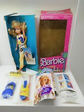 "Barbie Doll ""California Dream Skipper"" European Mattel 1987 HTF"