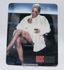 BASIC INSTINCT - Glossy Fridge / Bluray Steelbook Magnet Cover (NOT LENTICULAR)