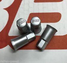 BBS metal valve caps 6-kant mit BBS Schriftzug 0915063