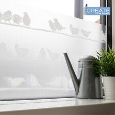 d-c-fix Premium Static Cling Vinyl Window Film Privacy Filippa Birds 45cm x 1.5m