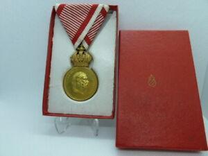 Orden Signum Laudis in Bronze mit Etui