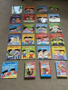 Topsy And Tim Books And Dvds