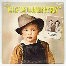 Elvis Presley Elvis Country LP Vinyl Album Record RCA LSP 4460