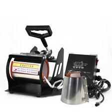 Transfer Sublimation Cup Coffee Mug Heat Press Printing Machine Digital 2 Size