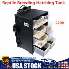 Reptile Rearing Box Reptile Breeding Box Reptile Terrarium Cage For Insect Spide