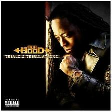 Trials & Tribulations [PA]  Ace Hood (CD, Jul-2013)  NEW  Rap R&B & Soul