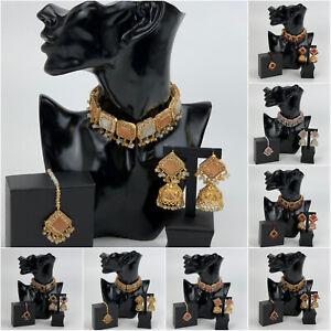 Indian Pakistani Wedding Jewellery Women Jewellery Bollywood Asian Jewellery