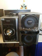 Sony MHC-EC78P Mini Hi-Fi Component System, AM/FM,CD Stereo Boombox Radio Remote