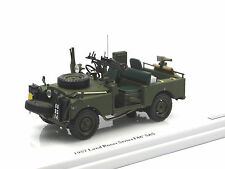 "TSM Model 1957 Land Rover Series I 86"" SAS Patrol Vehicle 1/43"