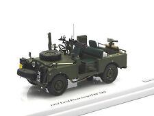 "TSM Model 1957 Land Rover Series I 86"" SAS Patrol Vehicle 1/43"