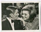 BEWITCHED 8x10 original Press Photo 1968 ABC TV Nancy Kovack, Dick York