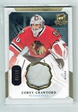 13-14 UD Upper Deck The Cup  Corey Crawford  /10  Patch
