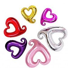 "32"" Heart Foil Balloons for Birthday Wedding Mothers Day Decor baloon balon"