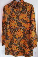 1960s Vintage Mini Dress, St Michael, Size 12