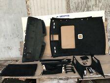 Sued Alcantara Interior A B C Pillar Rear Deck Headliner BMW M5 E39 96K Set!