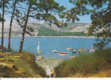 Ansichtskarte Rab auf Insel Lopar - Auto-Camp