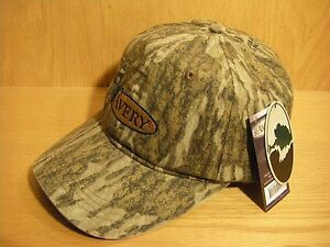 Avery Logo Greenhead Gear GHG Cotton Hat Cap Realtree Bottomland Camo Btml