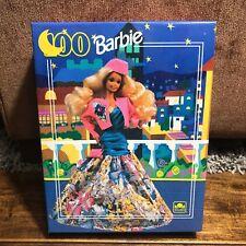 Barbie Golden 100 PCS Puzzle Vintage Sealed 1991
