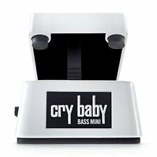 Dunlop effetto a Pedale Cbm105q Cry Baby Mini Bass Wah