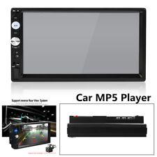 "7"" 2Din Car Bluetooth Hands-free Radio Video MP5 Player FM/TF/USB+Remote Control"