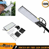 2020 100W LED Road Street Flood Light Garden Lamp Outdoor Yard Security Lighting