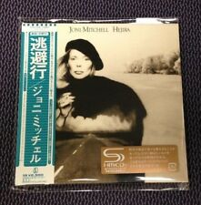 "JONI MITCHELL ""HEJIRA"" JAPAN Mini LP SHM-CD WPCR-14100 *SEALED*"