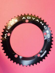 """Miche Advanced / 144 - 48 1/8"""" Track chainring / bicycle NOS"""
