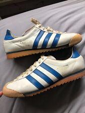 Vintage Adidas Linz UK5.5 Made In Yugoslavia City Series rom dublin stockholm OG