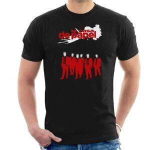 La Casa De Papel Reservoir Dogs Men's T-Shirt