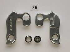 #79 Silver Rear Derailleur Mech Gear Hanger Alloy Frame Drop Out For Scott Bikes