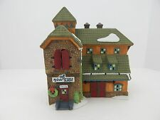 Dept 56 New England Village McGrebe Cutters & Sleighs #56405 Good Condition 2b