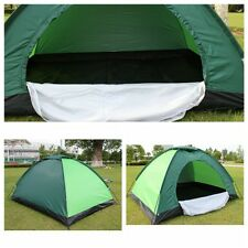 Large Waterproof Pop Up Camping Hiking Tent Automatic Instant Setup Easy Fold