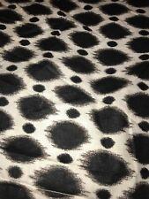 Pottery Barn Pb Teen Pair Organic Cotton Pillow Shams Black White Gently Used