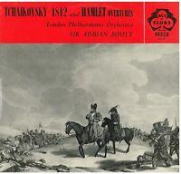 Tchaikovsky: Overture 1812, Overture Hamlet/Adrian Boult, London Po. - LP