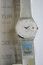 Swatch GK419H Run After France Frankreich - Olympic Special Sydney 2000