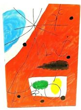 Joan Miro Life and Work Book Jacques Dupin 1962 1158 Illustrations 46 Full Color