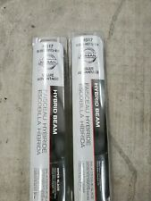 Genuine Nissan Altima 2002-2006 Wiper Blade Blades Pair OEM Value Advantage