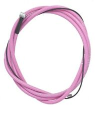 SHADOW CONSPIRACY LINEAR BRAKE CABLE BMX BICYCLE FIT KINK SUBROSA CULT SE PINK